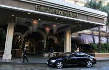 最有巨星風範  洛杉磯比華利山四季酒店 (1)