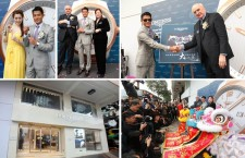 LONGINES全球最大旗艦店郭富城主持開幕 Aaron Kwok Celebrates Grand Opening of LONGINES Largest Flagship Store