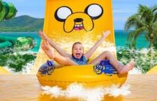 全球首個Cartoon Network主題水上樂園與全新購物商場於泰國開幕