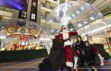 時代廣場「小人國夢幻聖誕之旅」