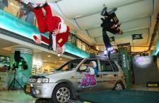 黃埔新天地聖誕呈獻「健力士特「躍」聖誕」
