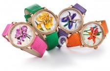 Arnold & Son 特別版HM花卉腕錶