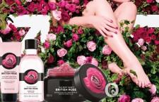 The Body Shop 英倫玫瑰身體護理系列
