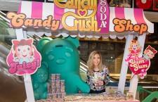 Candy Crush x HMV銅鑼灣