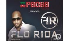 美國饒舌巨星Flo Rida 即將空降新濠影滙澳門「派馳」