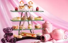 澳門康萊德呈獻「粉紅下午茶套餐」