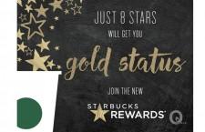 香港星巴克推出全新Starbucks Rewards™獎賞計劃