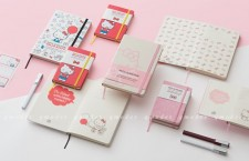 MOLESKINE x HELLO KITTY限量版筆記簿