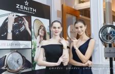 Zenith真力時隆重呈獻多款華麗女裝腕錶
