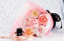 「藍帶」甜品師傅親自主理限定版求婚蛋糕花球