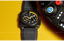 BELL &  ROSS全新BR03 RS17計時腕錶