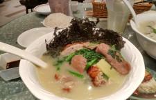 傳統美饌「生滾湯」登陸香港地