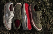 CONVERSE X UNDEFEATED ONE STAR 系列