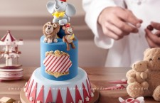 Häagen-Dazs 3D雪糕蛋糕迎聖誕
