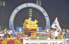 年度盛事新加坡賽馬節(圖輯)