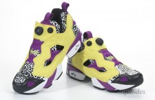 原野與時尚結合  Reebok Safari Pump Fury