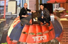 TUMI「Makes Life Beautiful Work – 3D Art Experience」展覽