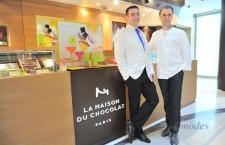 La Maison du Chocolat  朱古力雞尾酒二重奏