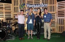 Hoegaarden® 呈獻首個「PICNIC IN THE CITY 派對」