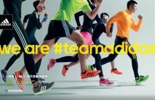 adidas全新2014秋冬跑鞋系列