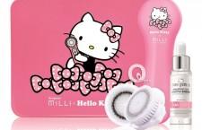 限量阪Hello Kitty音波淨化潔膚儀