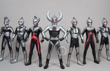 昂藏 60 厘米超合膠 Ultraman,邱福龍親繪Ultraman