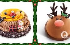 美心西餅2015年聖誕蛋糕系列