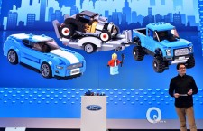 福特汽車與LEGO Speed Champions合作