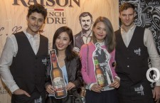 Louis Raison 有氣果酒登陸香港!