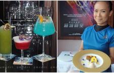《星空奇遇記》特色甜品與雞尾酒 @ MAISON EIGHT
