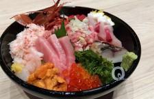 豊洲水産海鮮丼専門店游入香港