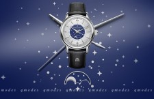 Maurice Lacroix艾美錶典雅系列月相腕錶