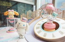 The ONE Meets Cinnamoroll 時光遊樂園