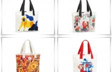 KIPLING 30周年限量合作版印花購物袋系列