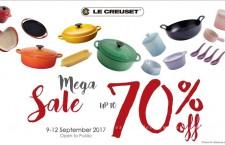 法國LE CREUSET Mega Sale低至3折
