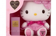 GODIVA x Hello Kitty全球限量系列