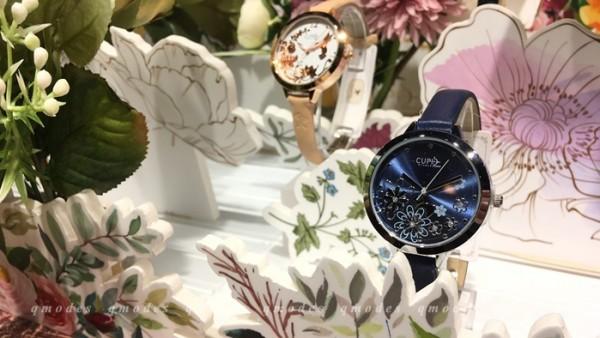 Cupid Memory手錶新品亮相香港鐘表展