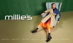 millie's 2018初秋鞋履系列