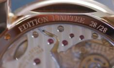 Gübelin x Parmigiani Fleurier珠寶腕錶