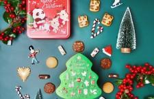 奇華餅家聖誕限定禮盒