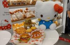 美心西餅Hello Kitty造型麵包