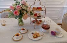 皇家英式下午茶Victorian Rose Tea Room