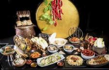 澳門康萊德酒店「奧旋自助餐」韓國美饌佳餚