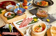 日本料理「鮨金」一期一會【和牛祭宴】