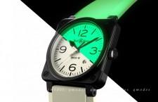 Bell & Ross 限量腕錶