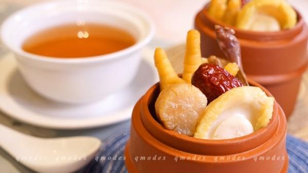 灣景國際灣景廳秋冬呈獻「鮑魚.海參.花膠」 自助晚餐